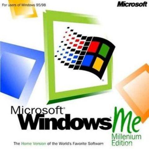 Windows Milenium Edition