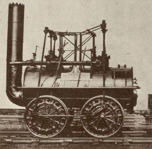 Steam Engine Invented by James Watt