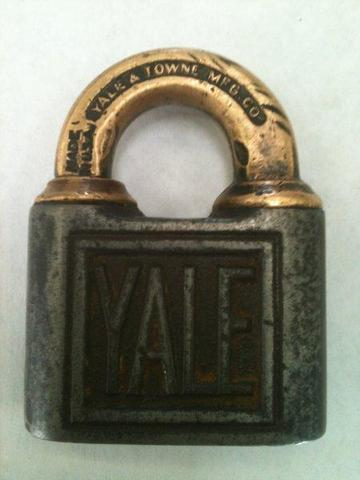Yale Lock Invented by Linus Yale