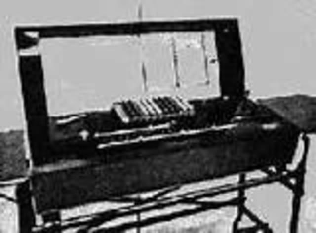 La primera máquina exitosa de multiplicación