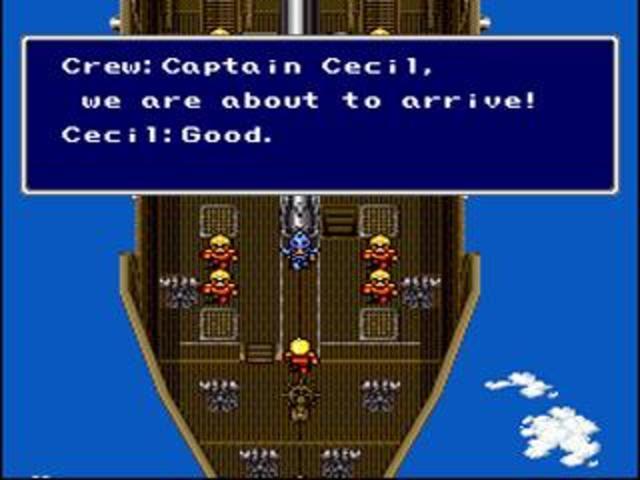Final Fantasy II - Stat Progression Through Use