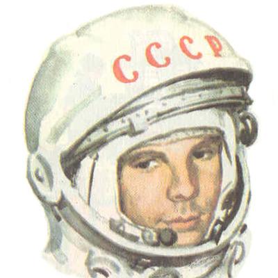 """Ю.А. Гагарин """"Дорога в космос"""" timeline"""