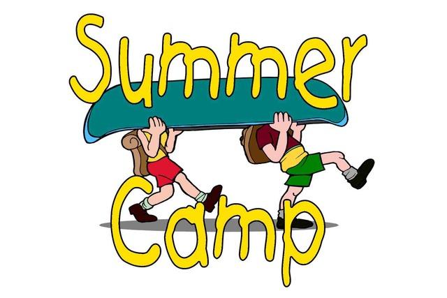 el campamento de verano