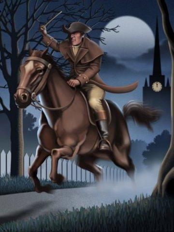 Lexington & Concord and Paul Revre's Midnight Ride