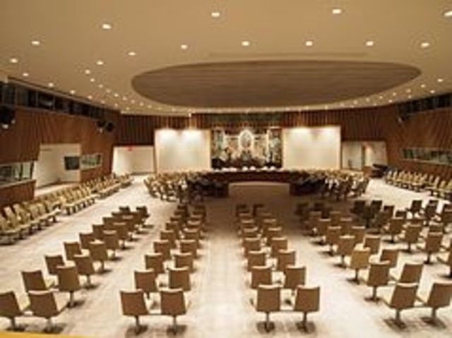 Permanent seat and Veto powers countries