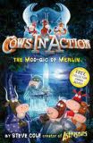 Cows In Action: The Moogic of Merlin