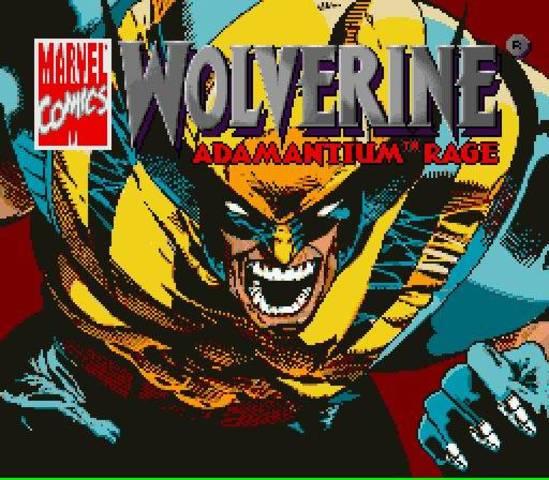 Wolverine Adamantium Rage - Regenerating Health