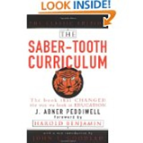 Pediwell and Saber-Tooth Curriculum