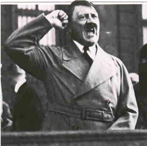 Hitler Officially Named Leader Of The Nazi Party