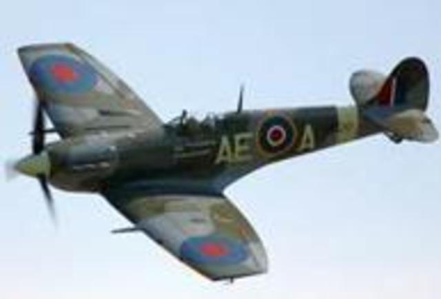 The Spitfire's is Born.