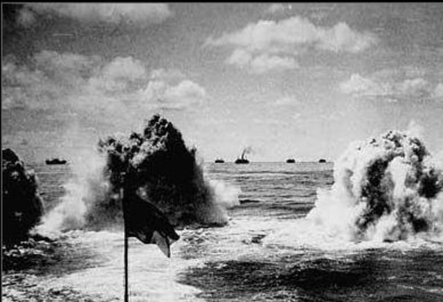 Battle of the Atlantic begins