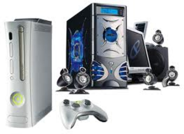 Consola de Videojuegos