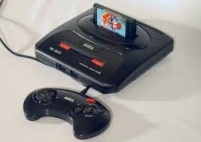 Sega Mega Drive / Sega Genesis