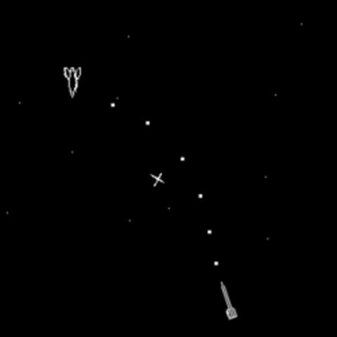 Primer juego para computadoras SpaceWar
