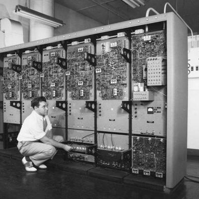 Historia de la Computación timeline