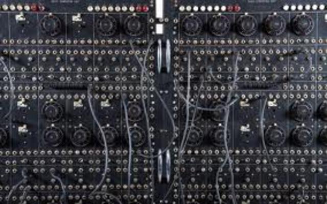 comienzo de ENIAC