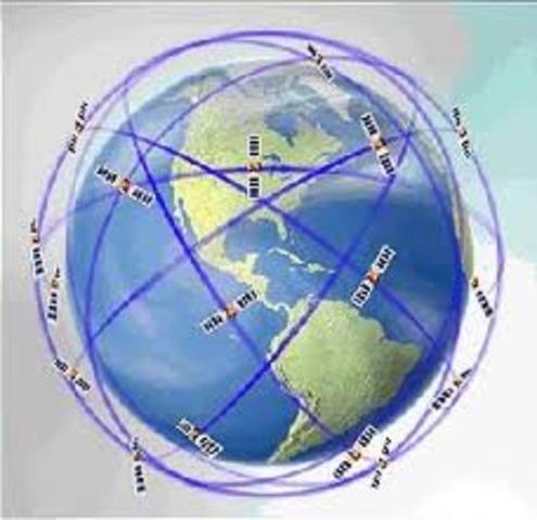 Primeras conexiones internacionales