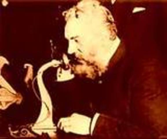 Telephone- Invented by Alexander Graham Bell