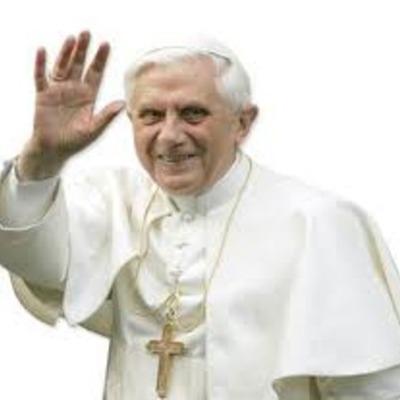 Entrada en el cargo de Benedicto XVI timeline