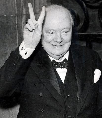 Churchill loses election