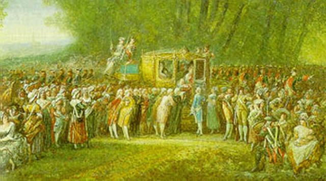 Royal Flight to Varennes
