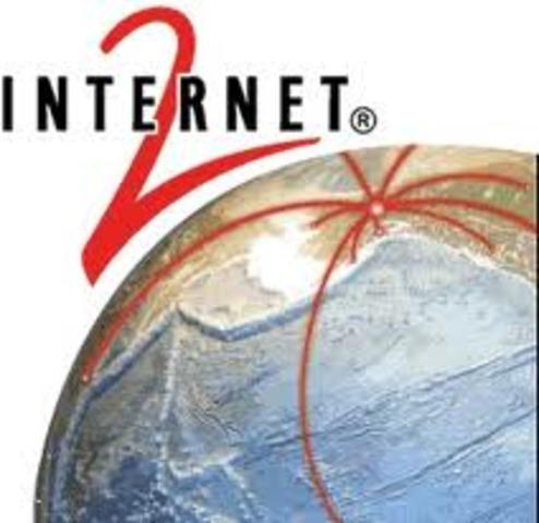 se crea Internet2