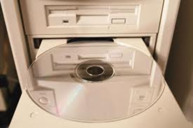 crean los CD-Roms para computadores.