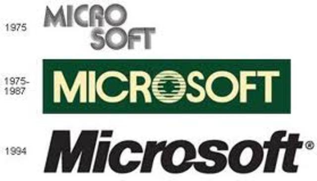 se funda la empresa Microsoft.