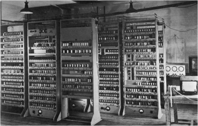 1949 The first Computer Game