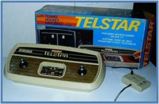 1976 Coleco Telstar