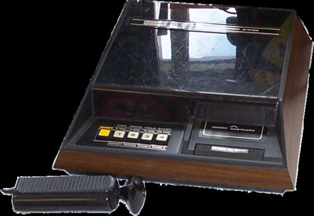 1976 Fairchild Channel F