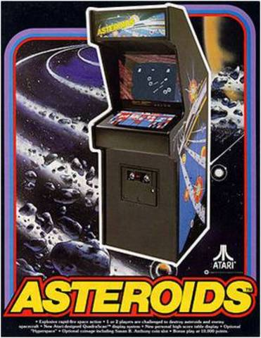 1979 Asteroids
