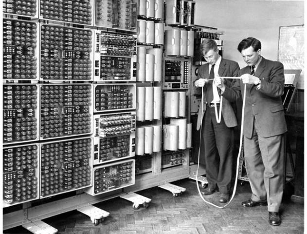 Original Digital Computer Developed