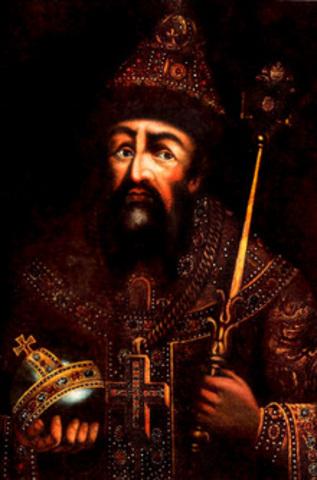 Czar Ivan IV the Terrible's Reign