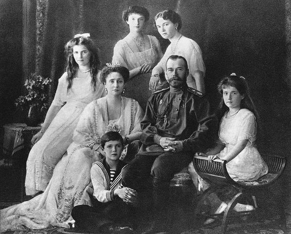 Romanov Dynasty Comes to Power