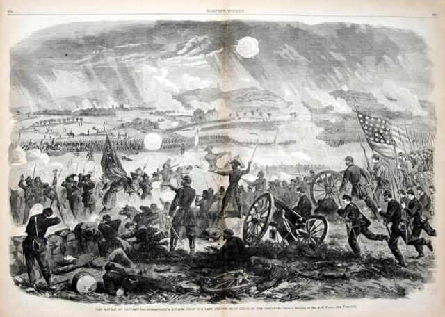 North wins Gettysburg!