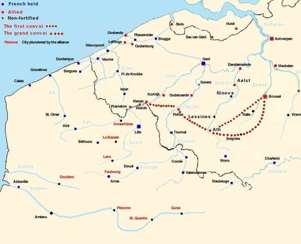 Dunkirk – Siege Of Lille