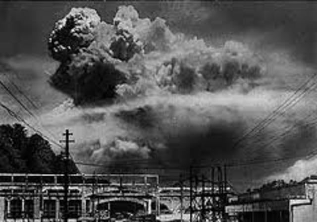 Bombing of Hoshima and Nagaski