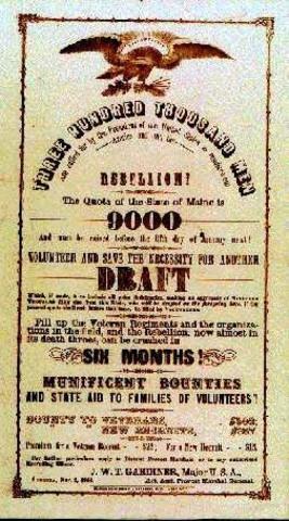 Confederate Draft Expands