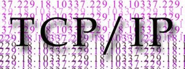 TCP se divide en TCP e IP.