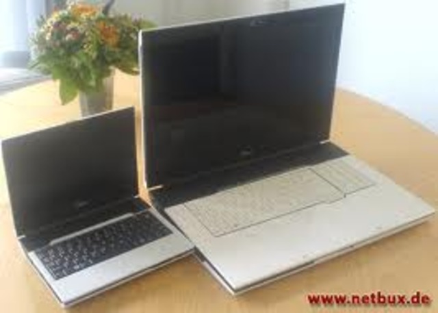 tamaño de computadores