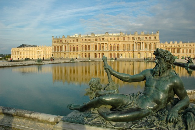 King Louis is Kicked Out of the Palace of Versailes