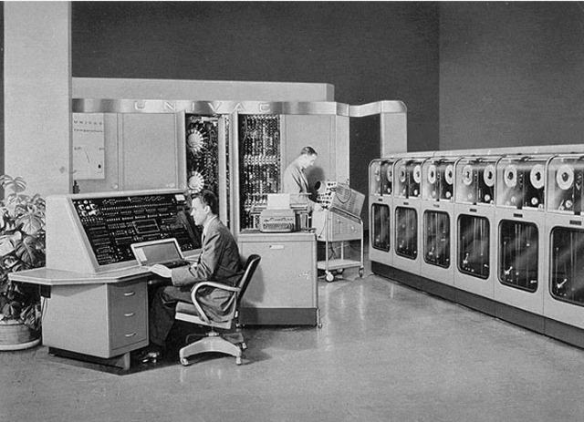 Primera Red De Computadoras