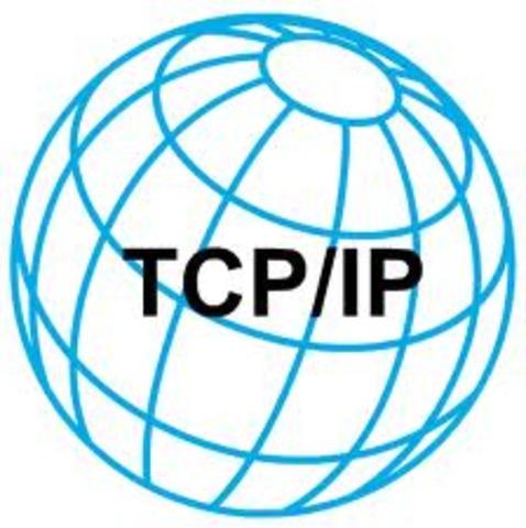 Nace protocolo TCP-IP