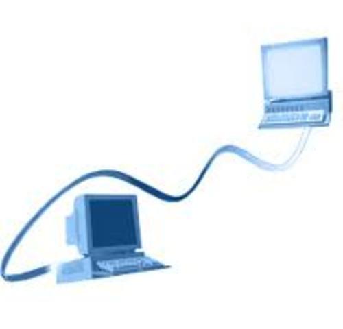 Primera interconexion entre dos computadoras