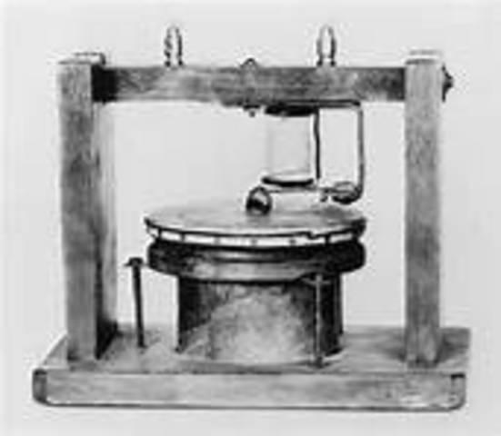 First telephone