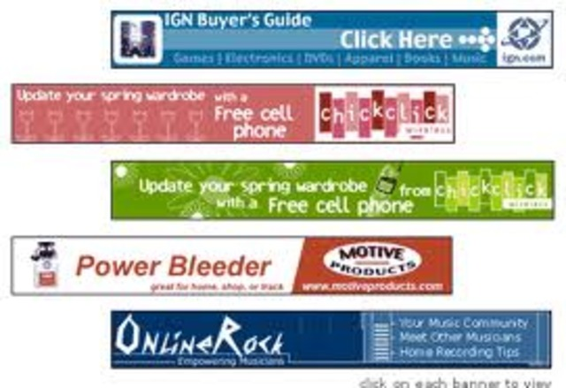 Aparcen las primeras tiendas y emisoras online, a su ve aparece la publicidad y lo que se conoce como Spam
