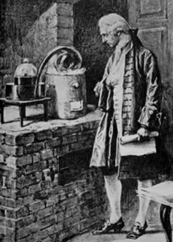 Antoine Lavoisier Writes the Law of Conservation of Mass