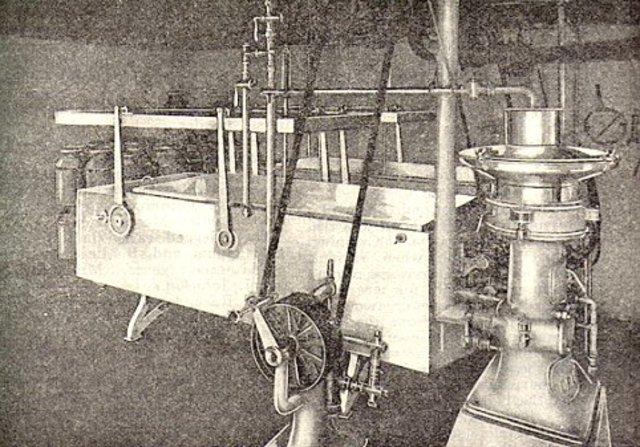 Louis Pasteur Creates the Pasteurization Process