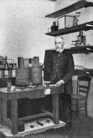 Henri Becquerel Discovers Radioactivity